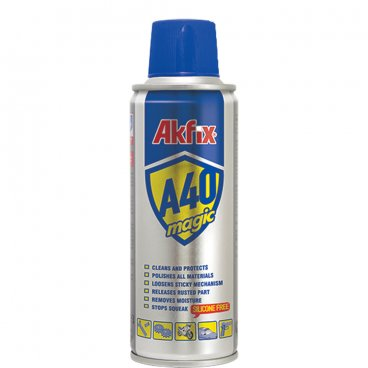 AKFIX MAGIC A40 Tehniskais aerosols, 400 ml 24764