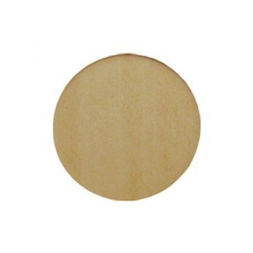 Decorative caps with glue, plastic, Ø 20 mm, 15 pcs. 182