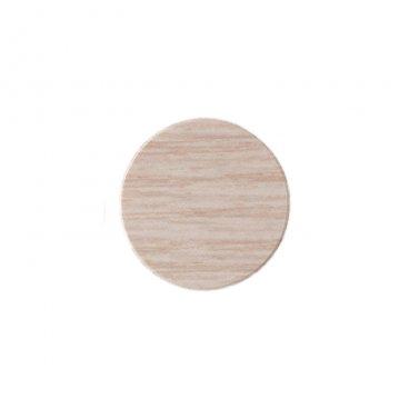 Dekoratīvi vāciņi, ar līmi, plastmasas Ø 20 mm, 15 gb. 146