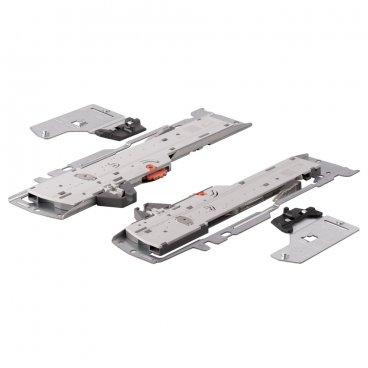 TIP-ON BLUMOTION mehānisma komplekts 350 - 650 mm, līdz 20 Kg 5363