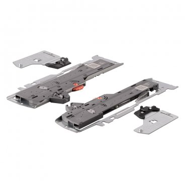 TIP-ON BLUMOTION mehānisma komplekts 350 - 650 mm, 5 - 40 Kg 5364